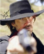 KEVIN SORBO SIGNED AVENGING ANGEL Uncommom signed photo   AUTHENTIC